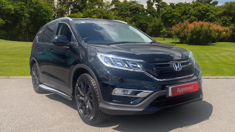 Honda CR-V 2.0 i-VTEC Black Edition 5dr Petrol Estate