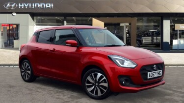Suzuki Swift 1.0 Boosterjet SZ5 5dr Auto Petrol Hatchback