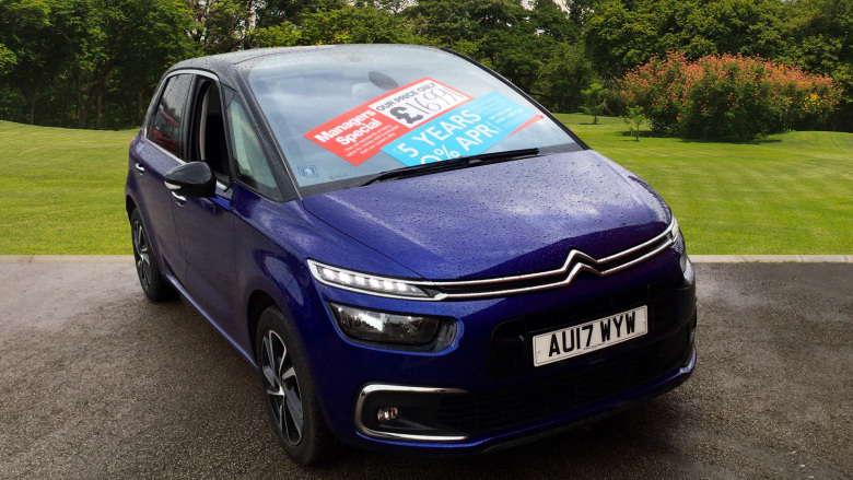 Citroen C4 Picasso 1.6 Bluehdi Flair 5Dr Diesel Estate