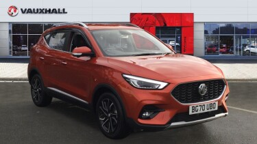 Nac MG Zs 1.0T GDi Exclusive 5dr DCT Petrol Hatchback