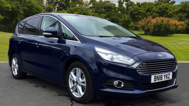 Ford S-MAX 2.0 Tdci 150 Titanium 5Dr Powershift Diesel Estate