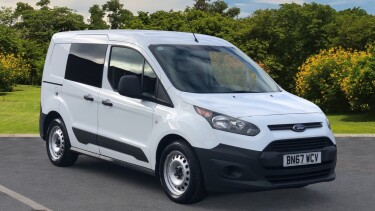 Ford Transit Connect 220 L1 Diesel 1.5 TDCi 100ps D/Cab Van