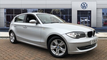 BMW 1 Series 116i SE 5dr [122] Petrol Hatchback
