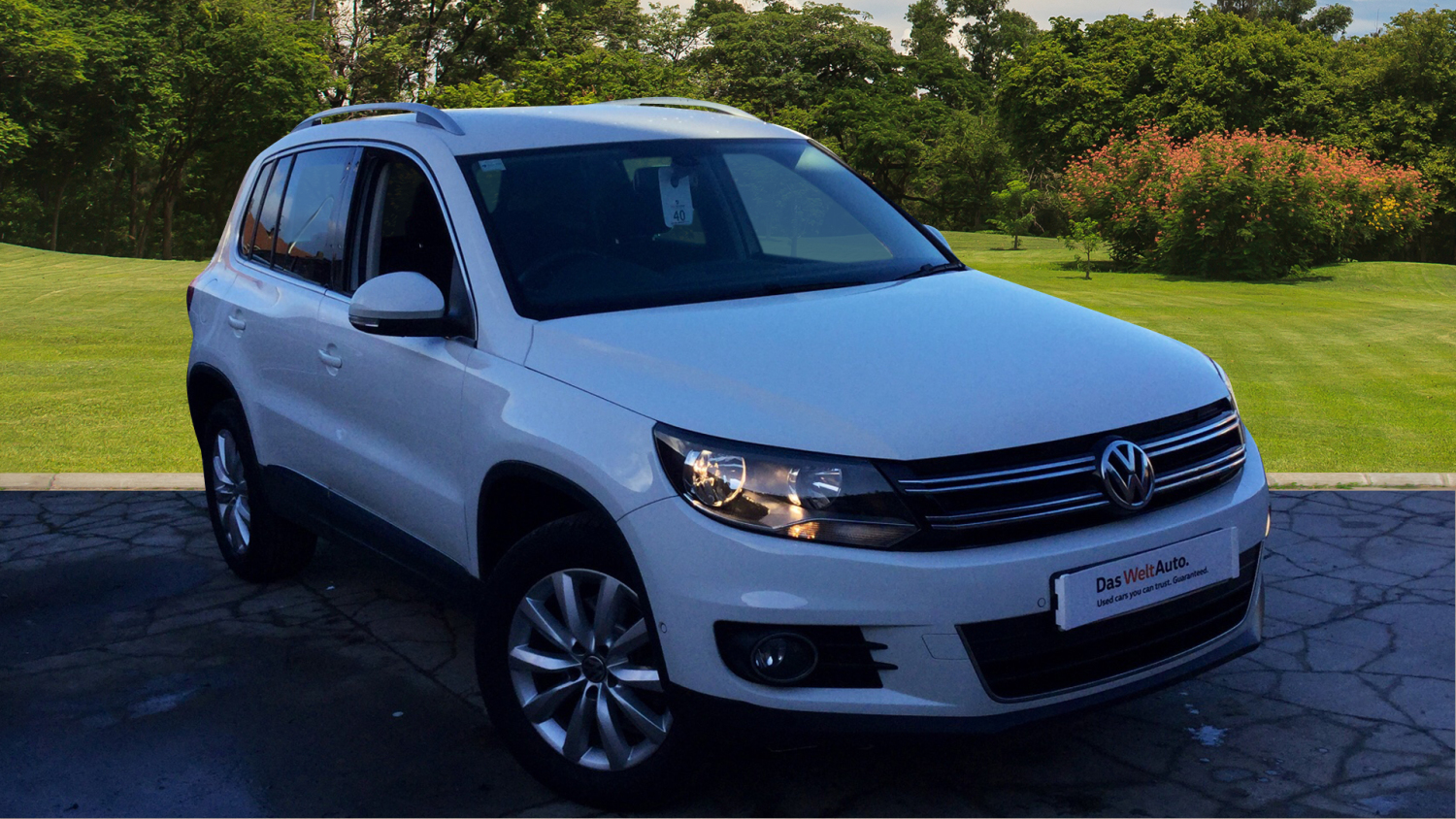 used volkswagen tiguan 2 0 tdi bluemotion tech match 150. Black Bedroom Furniture Sets. Home Design Ideas