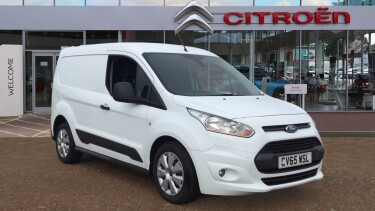 Ford Transit Connect 200 L1 Diesel 1.6 TDCi 115ps Trend Van