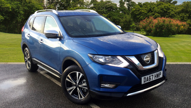 Nissan X-Trail 2.0 Dci N-Connecta 5Dr Xtronic Diesel Station Wagon
