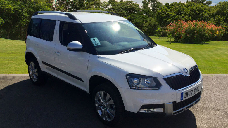 SKODA Yeti Outdoor 2.0 Tdi Cr Se L Drive 5Dr Diesel Estate
