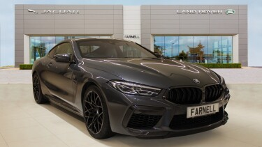 BMW M8 Competition 2dr Step Auto Petrol Coupe