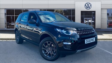Land Rover Discovery Sport 2.0 Si4 240 SE Tech 5dr Auto Petrol Station Wagon