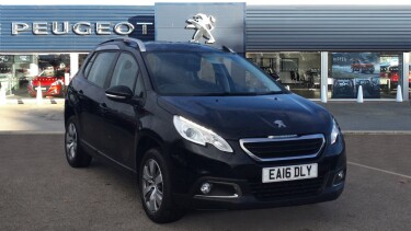 Peugeot 2008 1.6 BlueHDi 75 Active 5dr Diesel Estate