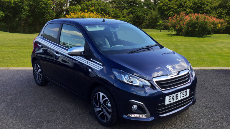 Peugeot 108 1.2 Puretech Collection 5Dr Petrol Hatchback