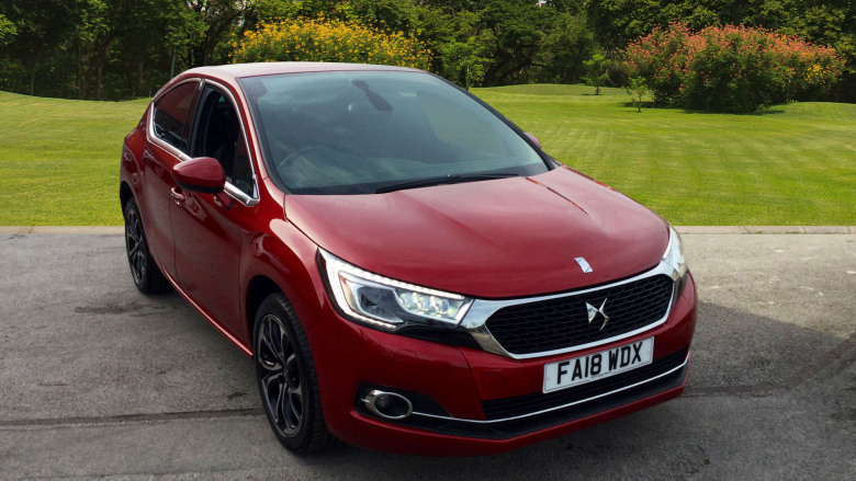 DS 4 1.6 BlueHDi Prestige 5dr [Leather] Diesel Hatchback