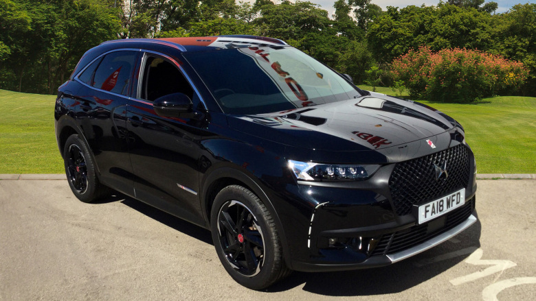 DS 7 Crossback 2.0 BlueHDi Performance Line 5dr EAT8 Diesel