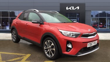 Kia Stonic 1.6 CRDi First Edition 5dr Diesel Estate