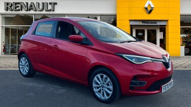 Renault Zoe 80kW i Iconic R110 50kWh 5dr Auto Electric Hatchback
