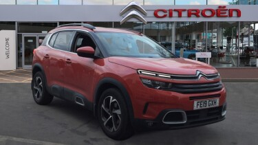 Citroen C5 Aircross 1.5 BlueHDi 130 Flair 5dr EAT8 Diesel Hatchback