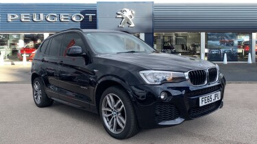 BMW X3 xDrive20d M Sport 5dr Diesel Estate