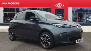 Renault Zoe 68kW i Dynamique Nav 41kWh 5dr Auto Electric Hatchback