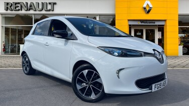 Renault Zoe 80kW i Dynamique Nav R110 40kWh 5dr Auto Electric Hatchback