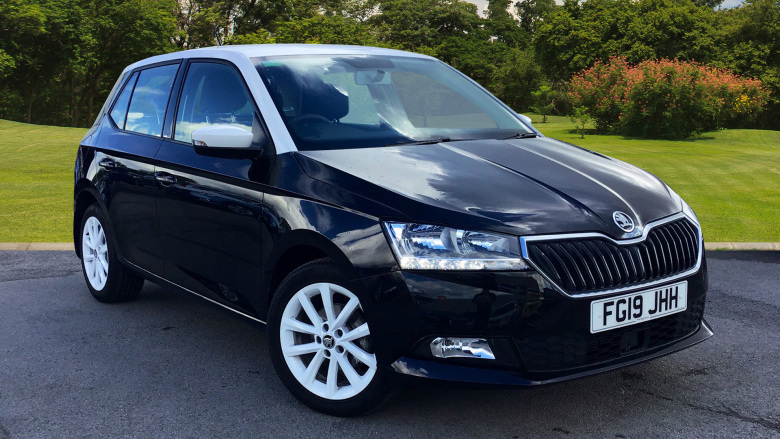 SKODA Fabia 1.0 MPI 75 Colour Edition 5dr Petrol Hatchback
