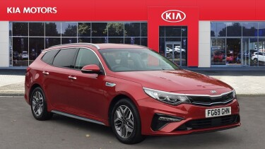 Kia Optima 2.0 GDi PHEV 5dr Auto Estate