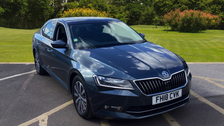 SKODA Superb 1.6 TDI CR SE L Executive GreenLine 5dr Diesel Hatchback