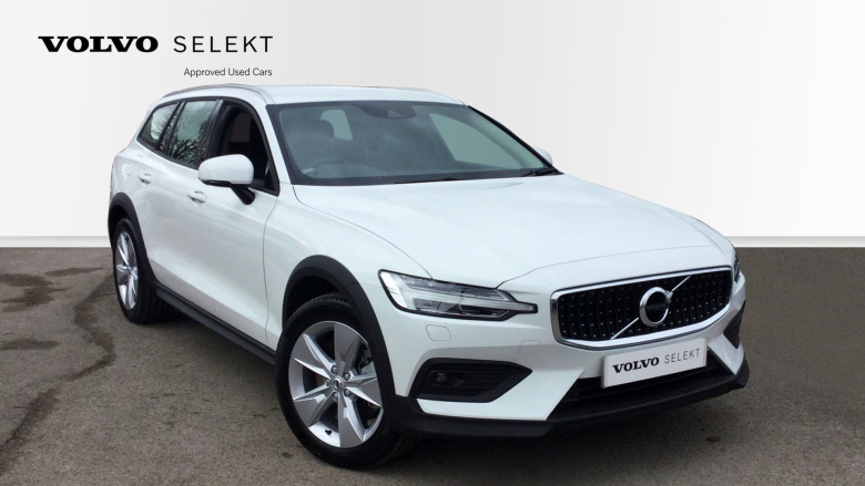 Volvo V60 2.0 D4 [190] Cross Country 5dr AWD Auto Diesel Estate