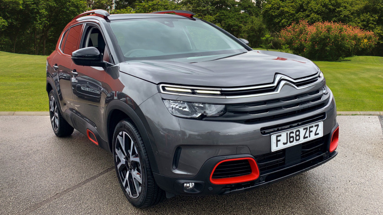 Citroen C5 Aircross 1.6 PureTech 180 Flair Plus 5dr EAT8 Petrol Hatchback