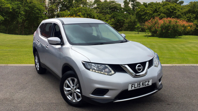 Nissan X-Trail 1.6 Dci Visia 5Dr Diesel Station Wagon