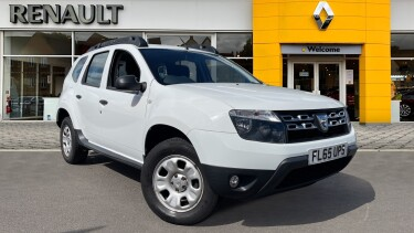 Dacia Duster 1.5 dCi 110 Ambiance 5dr Diesel Estate