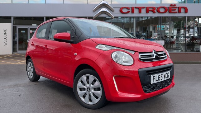 Citroen C1 1.0 Vti Feel 5Dr Petrol Hatchback