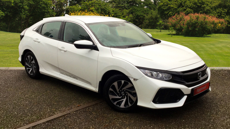 Honda Civic 1.0 VTEC Turbo SE 5dr Petrol Hatchback