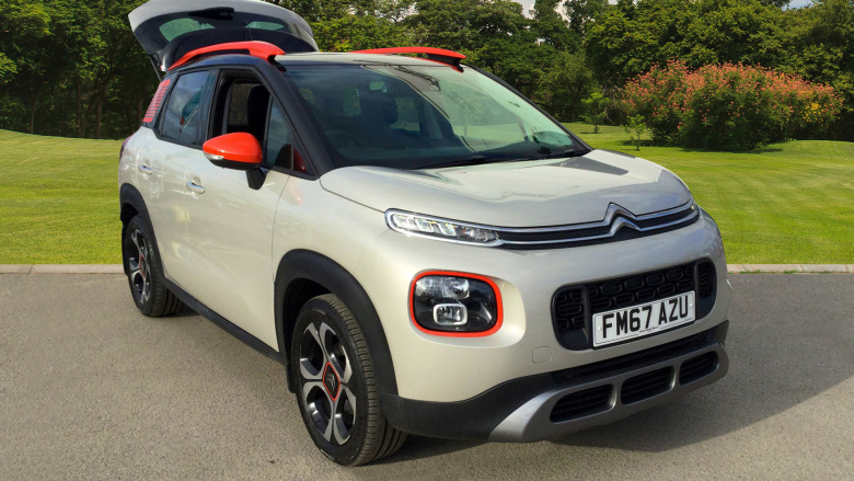Citroen C3 Aircross 1.2 Puretech 130 Flair 5Dr Petrol Hatchback