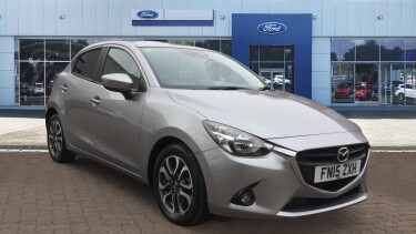 Mazda 2 1.5 Sports Launch Edition 5dr Petrol Hatchback