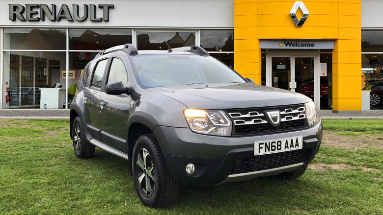Dacia Duster 1.5 dCi 110 SE Summit 5dr Diesel Estate