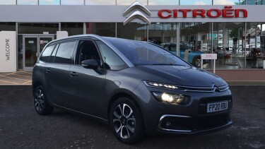Citroen Grand C4 1.2 PureTech 130 Flair Plus 5dr Petrol Estate
