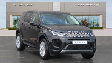 Land Rover Discovery Sport 2.0 D180 SE 5dr Auto Diesel Station Wagon