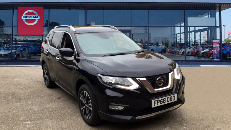 Nissan X-Trail 1.6 dCi N-Connecta 5dr 4WD Diesel Station Wagon