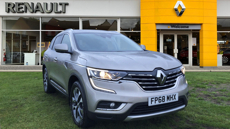 Renault Koleos 2.0 dCi Iconic 5dr 2WD X-Tronic Diesel Estate
