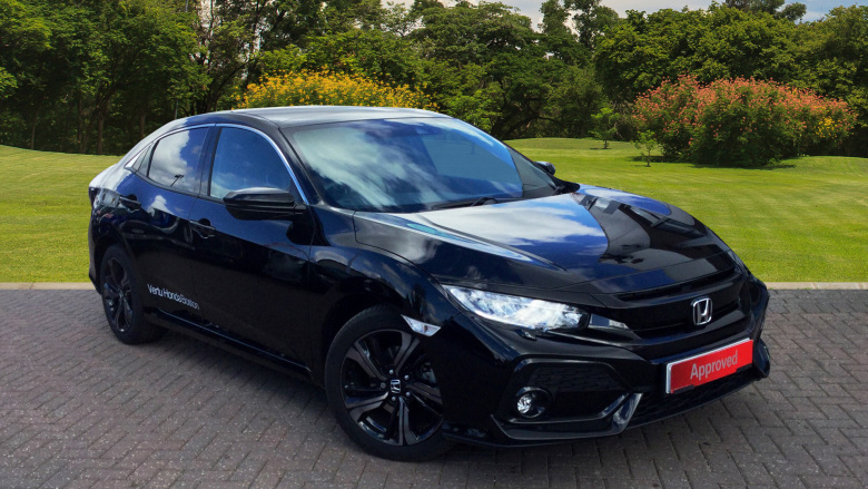 Honda Civic 1.6 i-DTEC EX 5dr Auto [Tech Pack] Diesel Hatchback