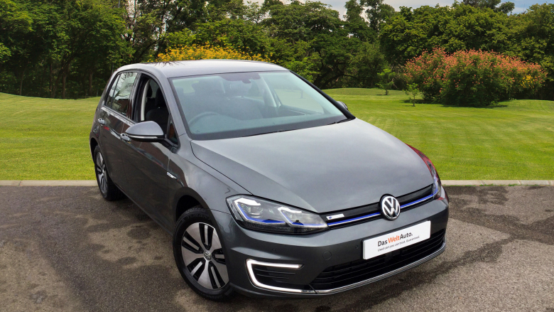 Volkswagen Golf 99kW e-Golf 35kWh 5dr Auto Electric Hatchback