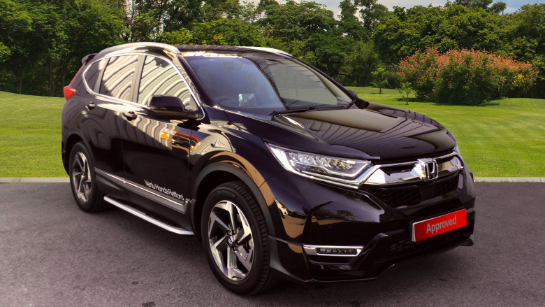 Honda CR-V 1.5 VTEC Turbo EX 5dr CVT Petrol Estate