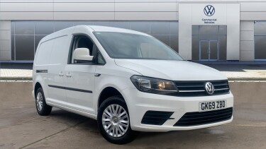 Volkswagen Caddy C20 Diesel 2.0 TDI BlueMotion Tech 102PS Trendline [AC] Van