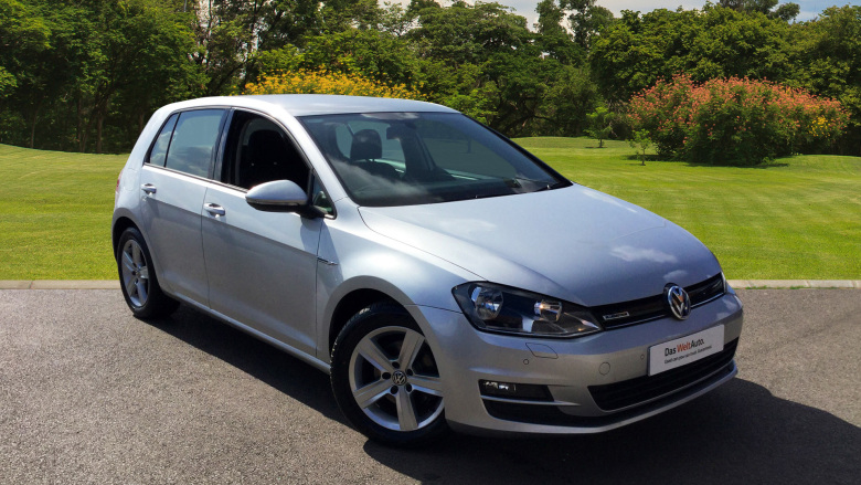 Volkswagen Golf 1.0 TSI Match BlueMotion 5dr Petrol Hatchback