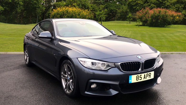 BMW 4 Series 440i M Sport 2dr Auto [Professional Media] Petrol Coupe
