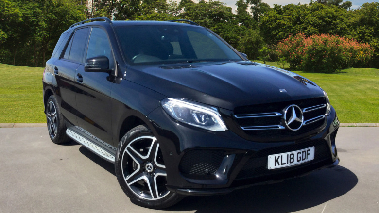 Mercedes-Benz GLE 250d 4Matic AMG Night Edition 5dr 9G-Tronic Diesel Estate