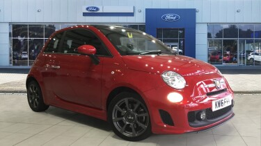 Abarth 595 1.4 T-Jet 140 2dr Petrol Convertible