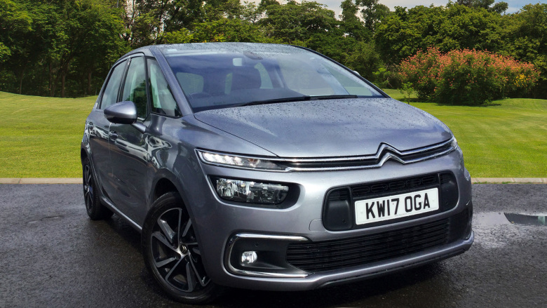 Citroen C4 Picasso 1.6 Bluehdi Feel 5Dr Eat6 Diesel Estate