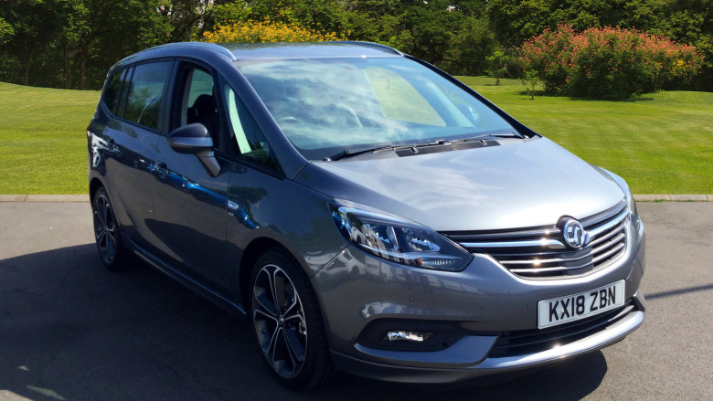 Vauxhall Zafira Tourer 2.0 Cdti Sri Nav 5Dr Auto [leather] Diesel Estate