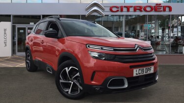 Citroen C5 Aircross 1.2 PureTech 130 Flair 5dr Petrol Hatchback